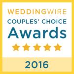 WeddingWireAward