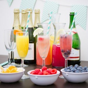 How To Create Mimosa Bar