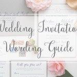 Where do I start with Wedding Invitation Wording?