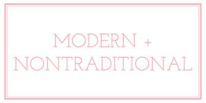 Modern Invitation Wording