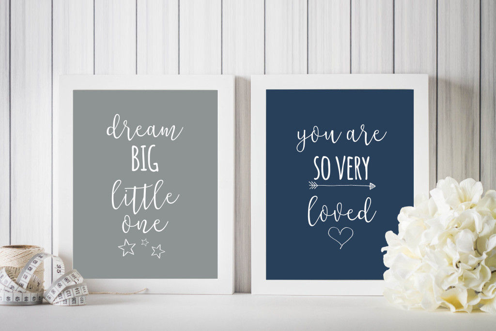 Nursery Quotes for Baby Boy
