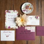 Styled Details: Wedding Invitations