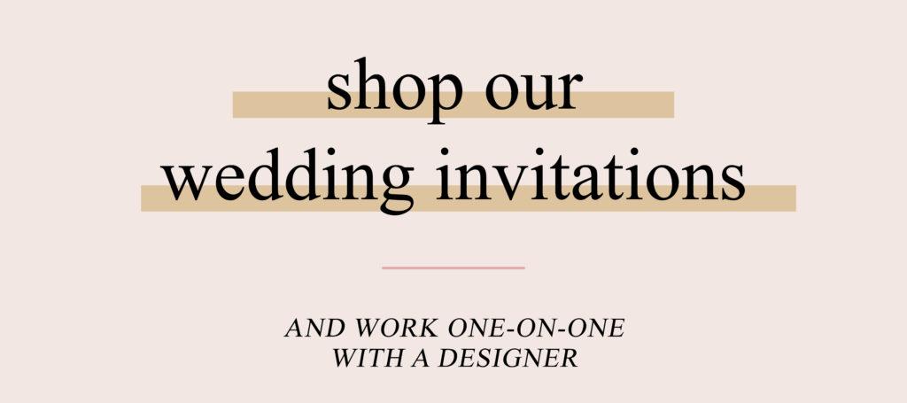 San Diego Wedding Invitations