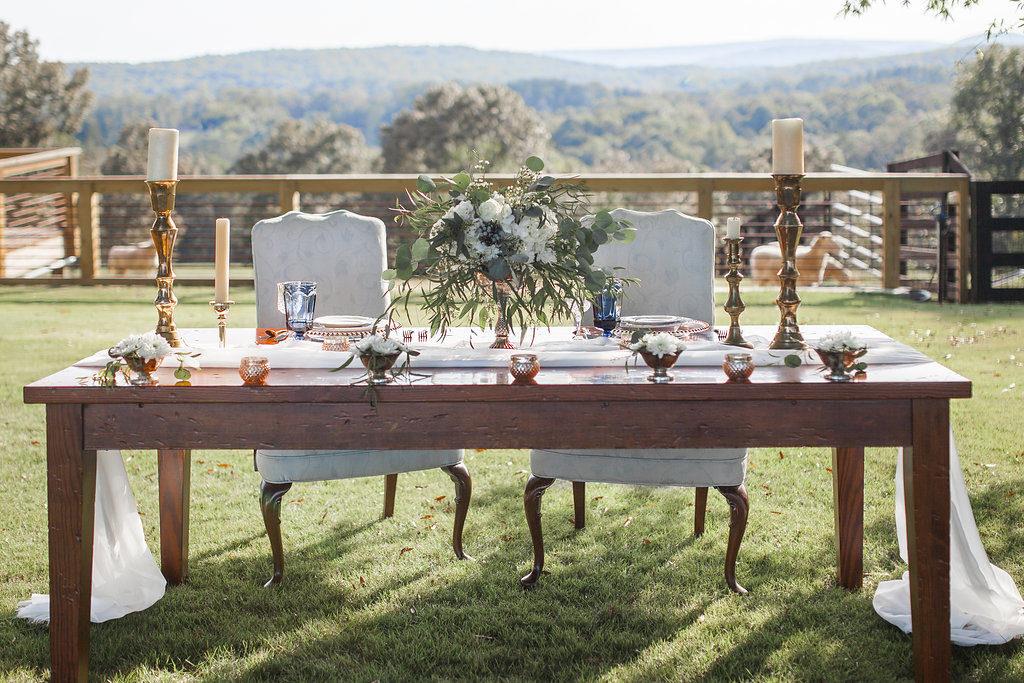 Lewallan Farms North Georgia Wedding