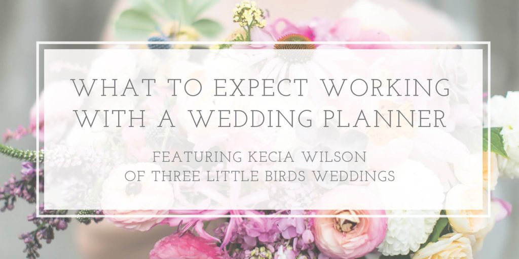 Hiring a Professional Planner for Your Wedding