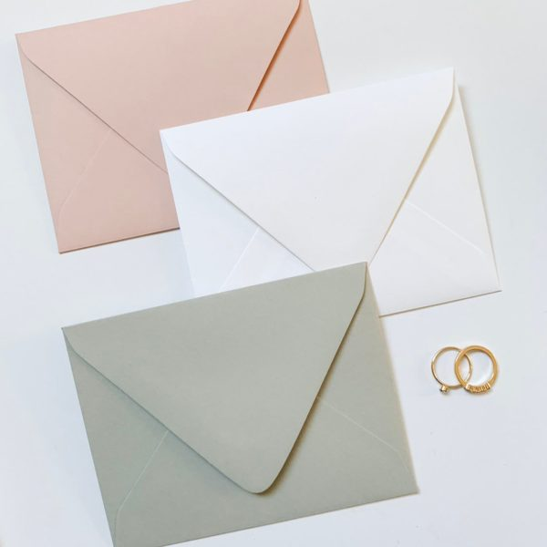 Notecard Envelopes