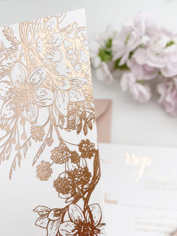 Rose Gold Details